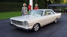 Check Out This Beautiful 1965 Ford Galaxie 500 Restomod