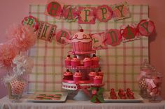 And Everything Sweet: Pinkalicious Tea Party