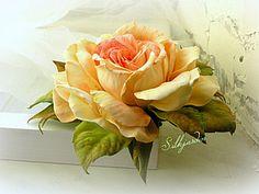 """Анонс МК - Роскошная роза из фоамирана """"Орниде"""" - Ярмарка Мастеров - ручная работа, handmade"""