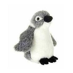 "8"" Baby Penguin Plush Stuffed Animal Toy | eBay"
