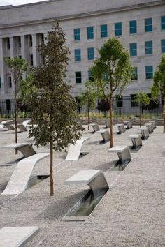 Victims of the attack on the Pentagon are remembered at the Pentagon Memorial. Their website is at: http://pentagonmemorial.org/ #Project2996Legacy #911