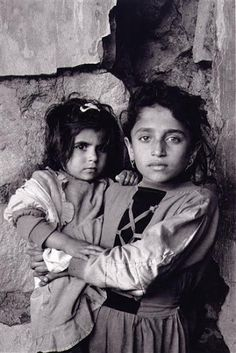 Fotografía de denuncia - Retratos de los Niños del Exodo