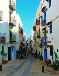 Peñíscola, Costa del Azahar, Spain