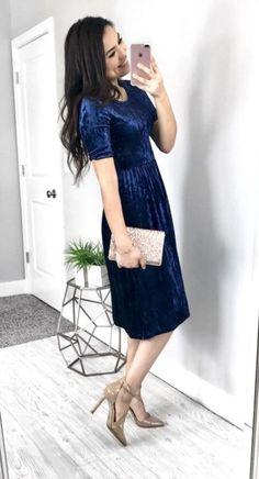 Fashion modest muslim 35 Ideas for 2019 Modest Skirts, Modest Outfits, Classy Outfits, Chic Outfits, Dress Outfits, Fashion Outfits, Elegant Outfit, Classy Dress, Trendy Fashion