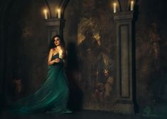 Photograph Escape from the Dark Palace by Alice Alinari by Alice Alinari on 500px