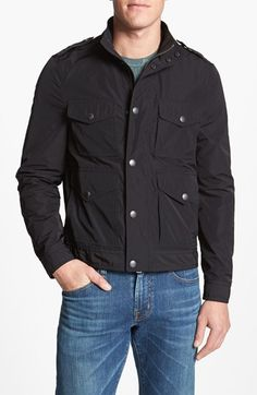 Burberry Brit 'Linford' Field Jacket available at #Nordstrom