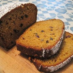 "Pumpkin Tea Bread |""I love this bread and find the balance of pumpkin, orange and spice to be perfect"""
