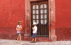 st miguel de allende, ville coloniale, mexique