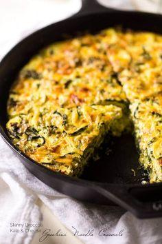 Zucchini Noodle, Kal