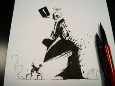 Joseba Alexander...interesting ink