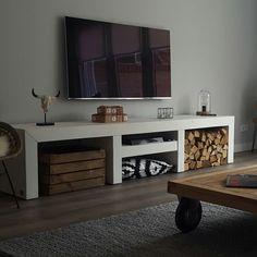 Home Living Room, Apartment Furniture, Living Room Furniture, Tv Unit Decor, Tv Stand Decor Living Room, Home Decor, House Interior, Interior Design Living Room, Home And Living