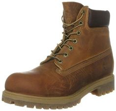 ace6cde9bd5046 Timberland Mens Heritage Premium Boot Burnt Orange Worn Oiled All Leather