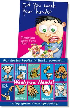Comic Company - Hands & Hygiene