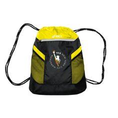 asics team backpack Silver