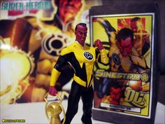 https://flic.kr/p/Ah53rU | Sinestro | DC Comics Super Hero Collection - Eaglemoss