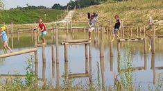 Komende vakantie een goedkoop uitje, dat actief, educatief en uitdagend is? Ga eens naar een natuurspeeltuin. Wij geven je de leukste op een presenteerblaadje