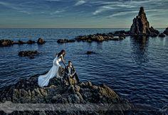 fotos-de-postboda-en-playa-en-roquetas-almeria-ejido
