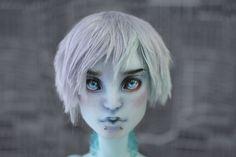 Gillington Gil Webber manster Custom MH Dolls by RonnikBC