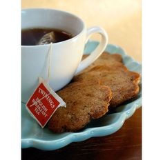 Cookies Made with Tea: 8 Recipes from Earl Grey to Chai