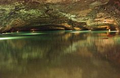 Ten Best Caves to Explore on a Road Trip or in your RV... The Lost Sea Caverns in Tennessee