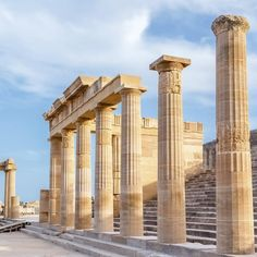 8 NIGHT GREEK ISLES TO ITALY VOYAGE on board Azamara Journey-Private Highlights of Rhodes Tour (Filerimos, Temple of Apolonas, Street of the Knights)