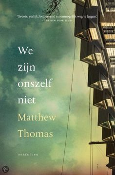 bol.com | We zijn onszelf niet (ebook) EPUB met digitaal watermerk, Matthew Thomas...