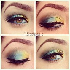 Makeup | via Tumblr
