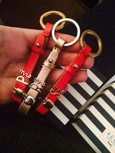 KEEP-Collective key fobs make the perfect teacher gift!!! http://www.keep-collective.com/with/janellehytree