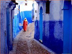Chefchauen, a Cidade Azul do Marrocos