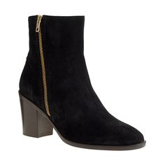 Wyatt suede boots - size 5 - Women's sizes 5 and 12 shoes - J.Crew