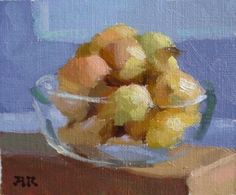 Onion Study, 4x4, by Anthony Ryder    Donated by Tony and profits used to benefit the Silver Fortress Scholarship Fund.