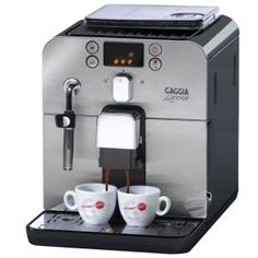 "Gaggia Brera Espresso Maker: This is a moderately priced machine that's capable of giving excellent shot. All you have to do is push a single button. With an in built filter and pre-infusion features, the machine knows how much flavor is ""right""."