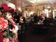 Miss Molly's Tea Room and Gift Shop by Miss Molly's Tea Room, via Flickr