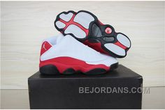 http://www.bejordans.com/big-discount-2015-air-jordan-13-low-white-blackvarsity-red-cheap-for-sale-online-2b2df.html BIG DISCOUNT! 2015 AIR JORDAN 13 LOW WHITE/BLACK-VARSITY RED CHEAP FOR SALE ONLINE 2B2DF Only $89.00 , Free Shipping!