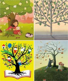 Παραμυθόδεντρο Fairy Tales, Kids Rugs, Books, Painting, Home Decor, Corner, Art, School, Art Background