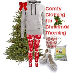 Comfy Clothing for Christmas Morning