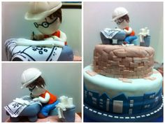 Cake ingeniero civil