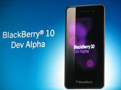 RIM presentará unidades beta de BlackBerry 10 a las telefónicas