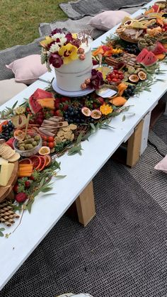 Contact for more inquiries Plateau Charcuterie, Charcuterie And Cheese Board, Charcuterie Picnic, Charcuterie Display, Party Food Platters, Cheese Platters, Party Food Buffet, Cheese Table, Grazing Platter Ideas