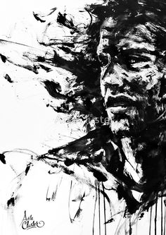 """The Burden"" by Agnes-Cecile for Arte Cluster / 20% Off @redbubble / Arte Cluster Awareness through Art"