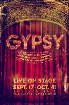 Gypsy — Studio Tenn