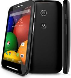 Moto E: Price and Availability in Canada