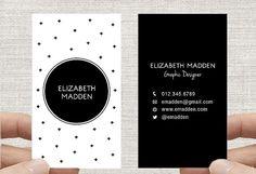 Business Card. Cross & Crosses Calling Card, Printable DIY Custom Digital Download. vertical design double sided
