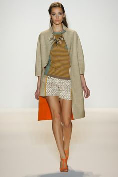 See the complete Lela Rose Spring 2012 Ready-to-Wear collection.