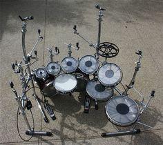 roto tom drum kit - Google Search