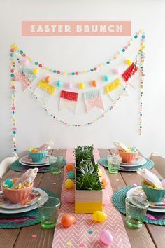 TELL: DIY EASTER BRUNCH - Tell Love and ChocolateTell Love and Chocolate