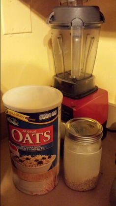 I'm making my own oat milk