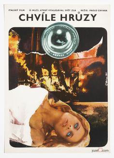 Movie Poster - The Wild Eye, Miroslav Hrdina, 1969