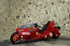 Katsuhiro Otomo Genga Exhibition