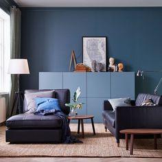 Home Interior, Interior Design Living Room, Living Room Decor, Interior Decorating, Bedroom Decor, Decorating Games, Ikea Sofas, Living Room Remodel, New Furniture